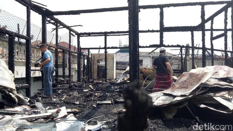 Kebakaran Kampung Arab Palembang Rumah Berusia 250 Ludes Kota