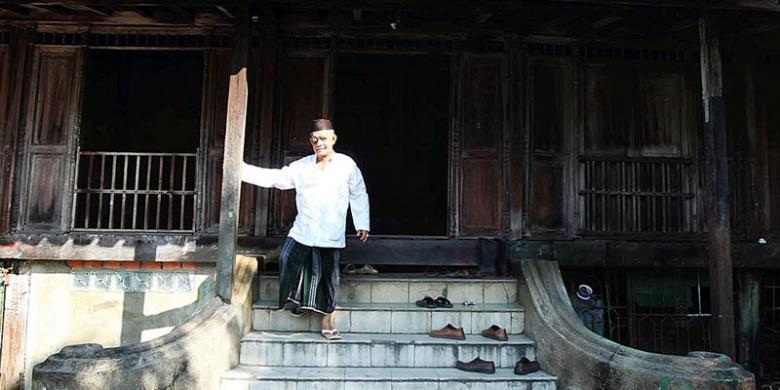 Kota Palembang Mengelola Jejak Sejarah Sungai Musi Halaman Suasana Salah