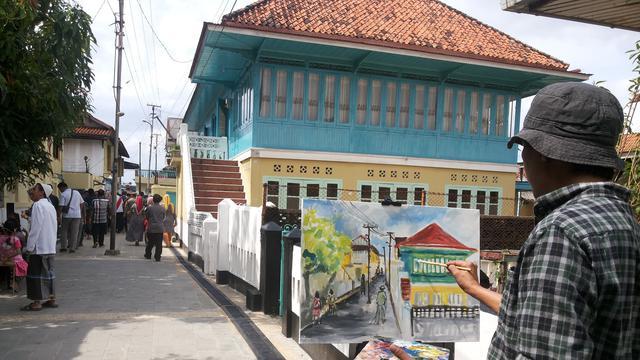 Larangan Foto Selfie Berpasangan Bukan Muhrim Kampung Arab Pelukis Palembang
