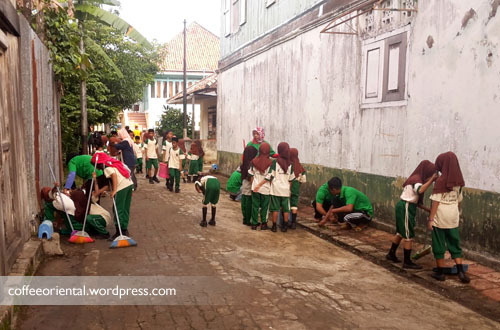 Menginjak Kaki Belajar Sejarah Kampung Al Munawar 13 Ulu Lokasi