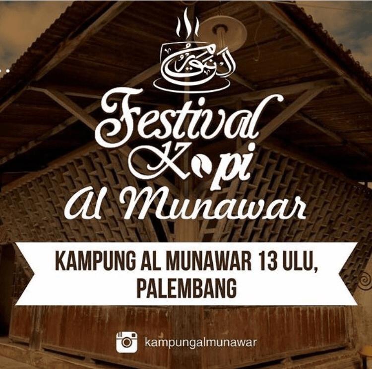 Menjejakkan Kaki Kampung Arab Al Munawar Palembang Kota