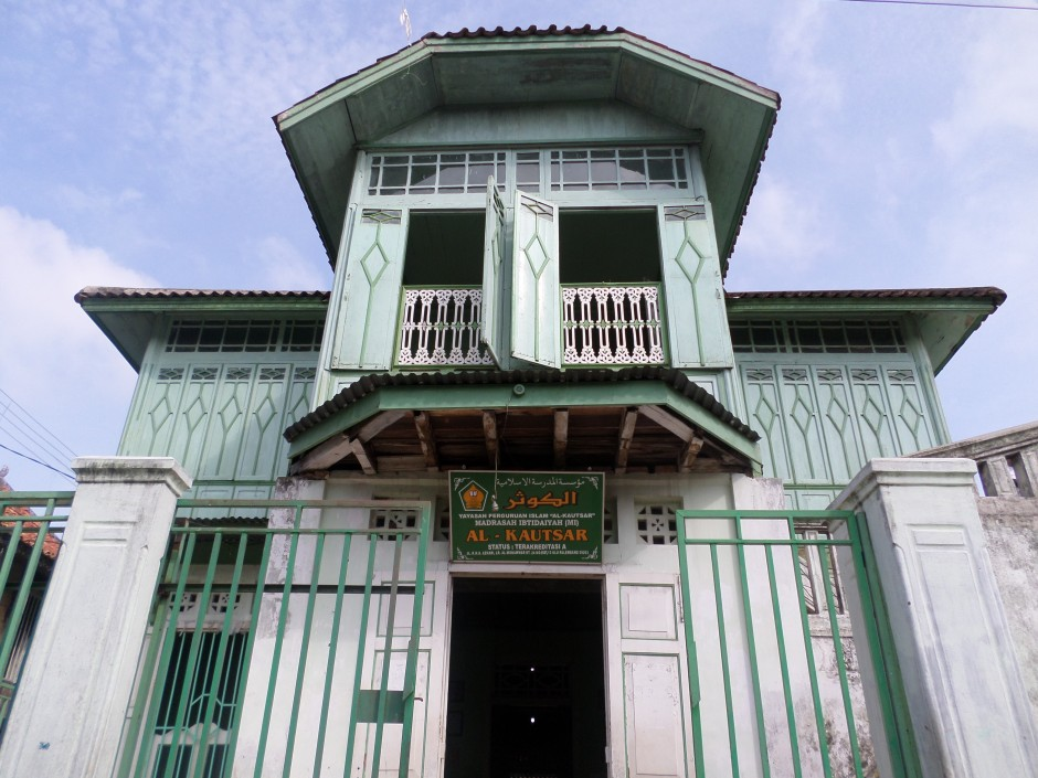 Napak Tilas Kampung Arab Al Munawar Palembang Sekitar 1206 Hijriah