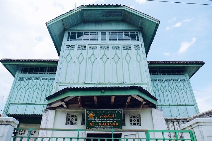 Palembang History Kampung Arab Al Munawar Palembanghistory Sebuah Perkampungan Terletak