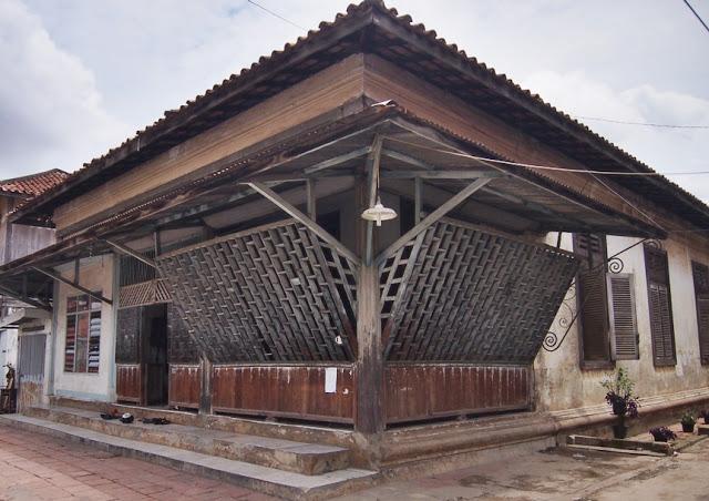 Rumah Tua Kota Palembang Tabloid Suara Rt Share Facebook Kampung