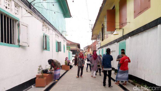 Sambut Ramadan Kampung Arab Palembang Dikunjungi Ribuan Peziarah Destinasi Wisata