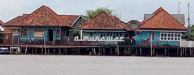 Sepanjang 2017 Kunjungan Wisatawan Palembang Kampung Al Munawar Arab Sumatera