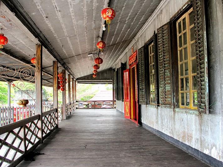 Yuk Tengok Sejarah Kampung Kapitan Palembang Okezone Lifestyle Arab Kota