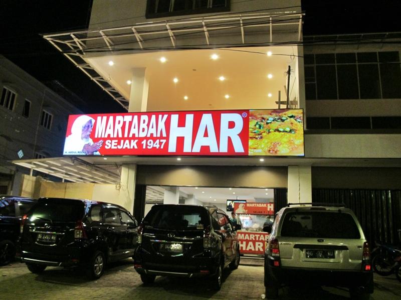Julianadewi Martabak Har Kuliner Khas Palembang Singkatan Haji Abdul Rozak