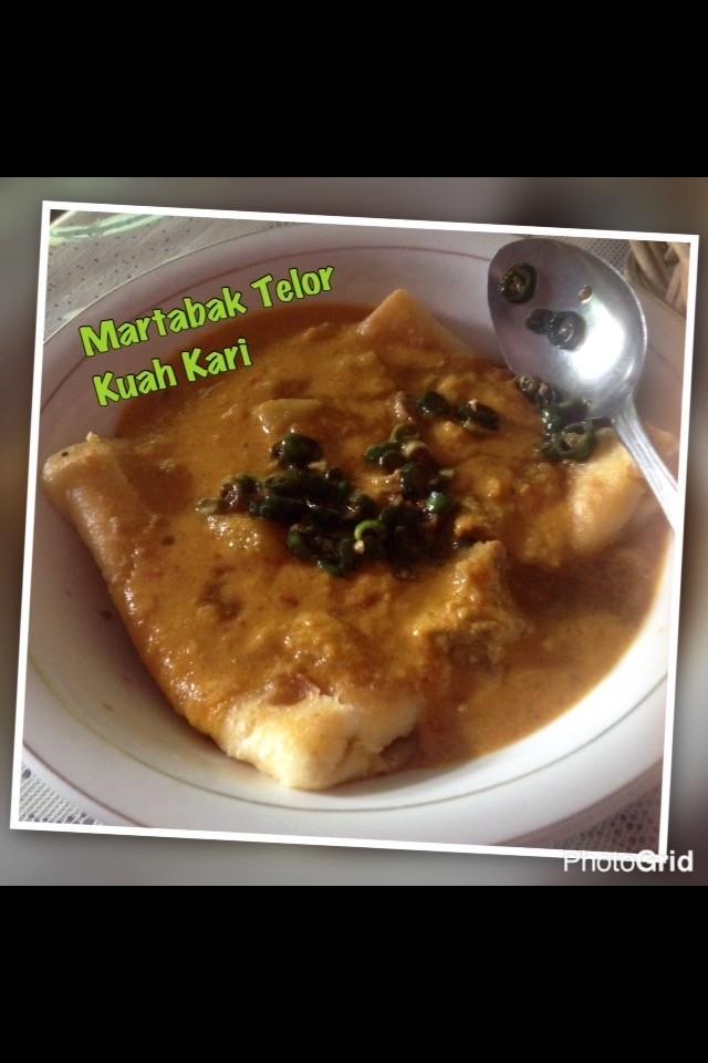 Kuliner Martabak Har Palembang Gurih Kuah Kare Spesial Kota