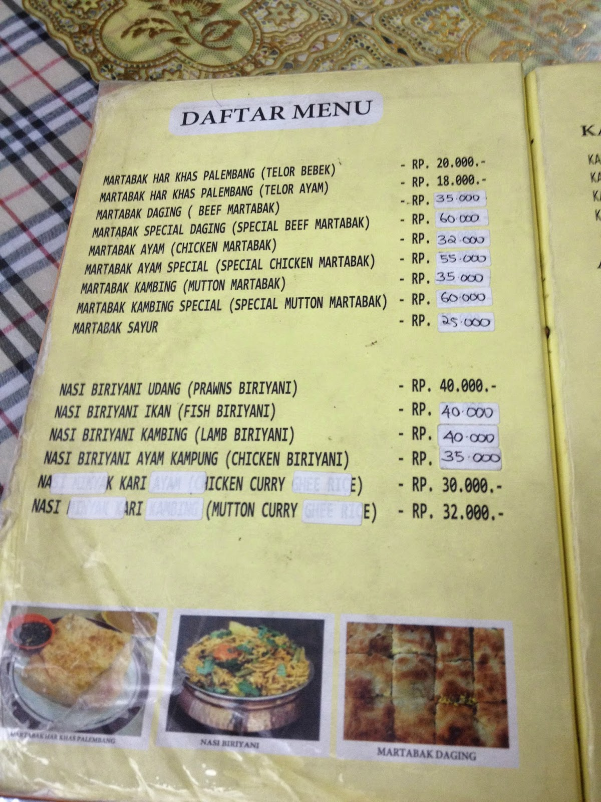 Life Martabak Har Cab Palembang Bawa Sekoper Uang Beratus Ratus