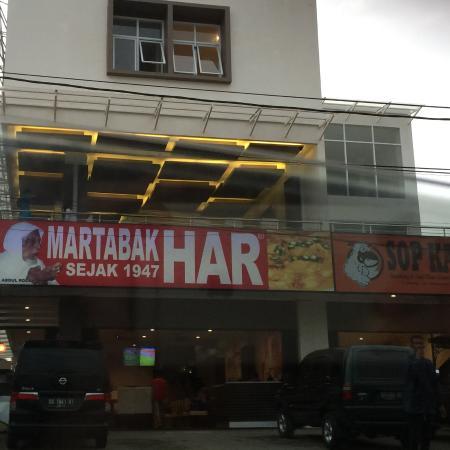 Martabak Har Cabang Sukamto Depan Ptc Picture Palembang Kota