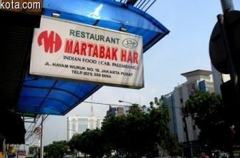 Martabak Har Haji Abdul Rozak Palembang Jl Hayam Wuruk Foto