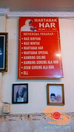 Menu Rm Martabak Har Simpang Sekip Palembang Setia1heri Related Kota