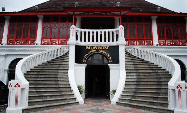 10 Gambar Museum Sultan Mahmud Badaruddin 2 Ii Palembang Sejarah