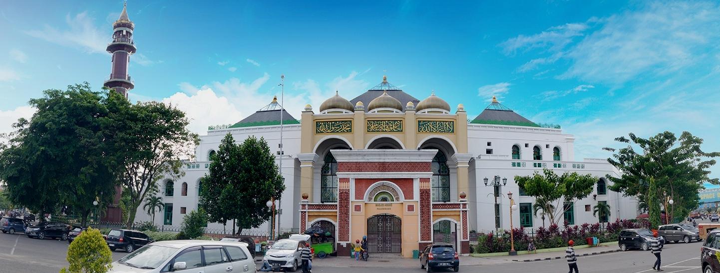 Inilah 5 Masjid Tertua Palembang Nomor Tahu Walau Dikunjungi Agung