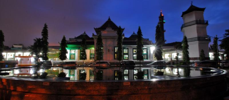 Kunjungan Racana Uin Syarief Hidayatullah Jakarta Museum Smb Ii Masjid