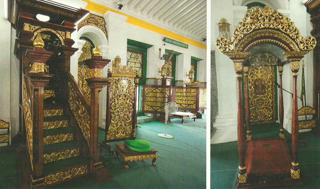 Masjid Agung Palembang Dunia Jakarta Islamic Centre Kesultanan Sultan Mahmud