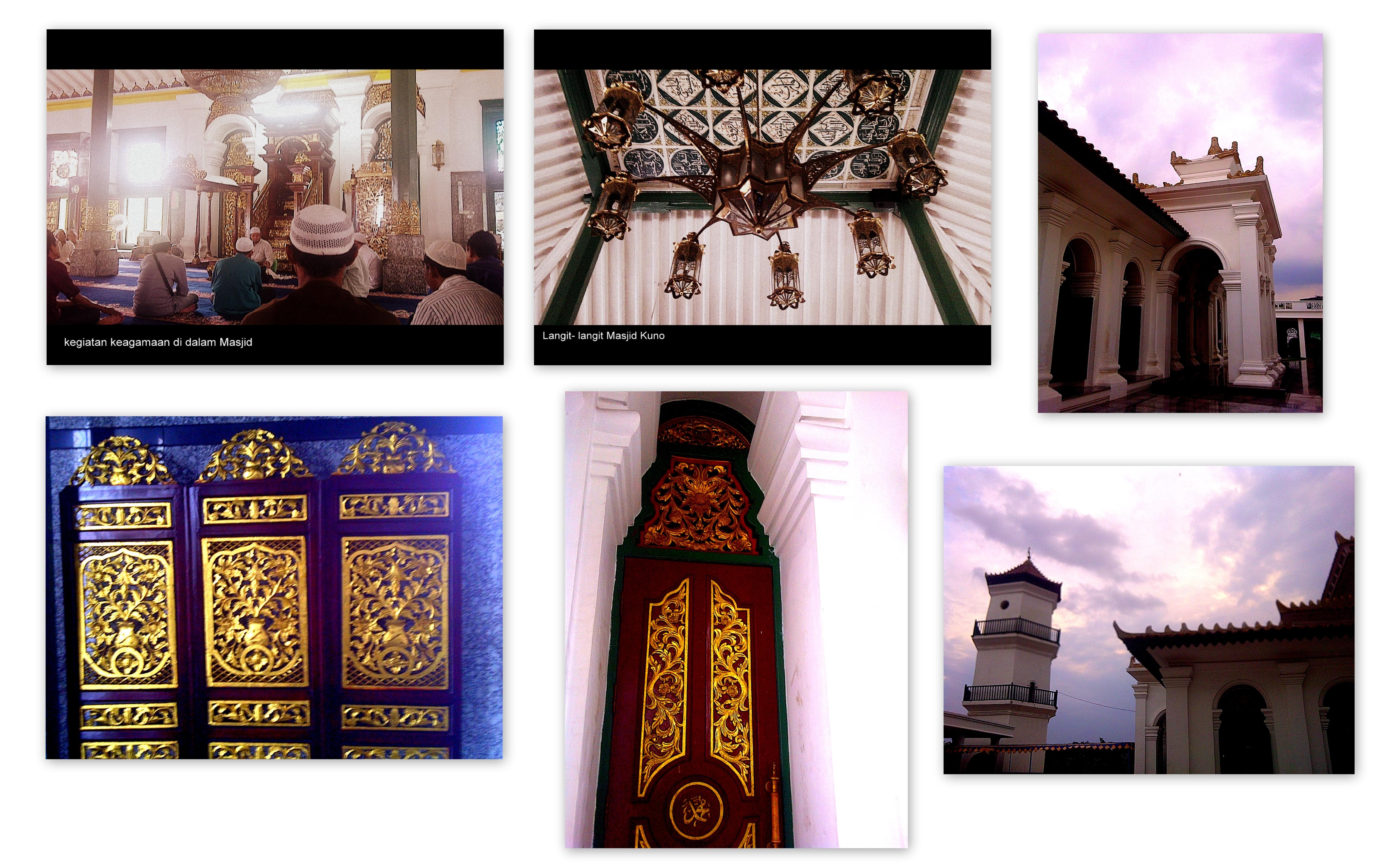 Masjid Agung Sultan Mahmud Badaruddin Ii Palembang Catatan Asril Lebaran