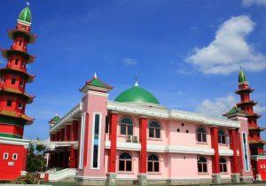 Masjid Agung Sultan Mahmud Badaruddin Palembang Daftar Tempat Cheng Ho