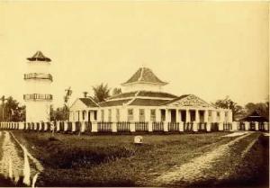 Sejarah Berdirinya Masjid Agung Palembang Mulai Dibangun 1738 Oleh Sultan