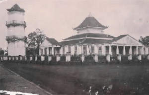 Sejarah Berdirinya Masjid Agung Palembang Pemerintahan Sultan Ahmad Najamudin 1758