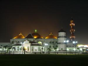Sejarah Berdirinya Masjid Agung Palembang Sejak 2000 Dilakukan Renovasi Kembali