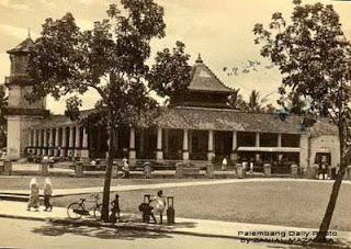 Sejarah Berdirinya Masjid Agung Palembang Sultan Mahmud Badaruddin Kota