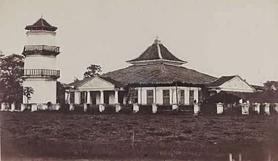 Sejarah Masjid Agung Palembang Sumatera Selatan Tugas Sekolah Mulai Dibangun