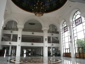 Sistem Informasi Masjid Indonesia Profil Mushalla Agung Sultan Mahmud Badaruddin