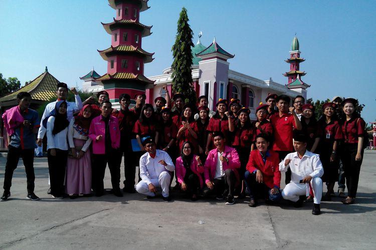 Indahnya Keberagaman Upacara Hut Ri Masjid Cheng Hoo Merdeka Organisasi