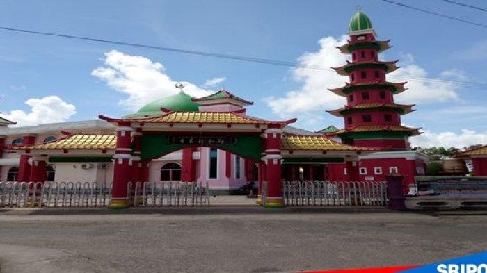Indahnya Ramadan Masjid Cheng Ho Sriwijaya Palembang Post Hoo Kota