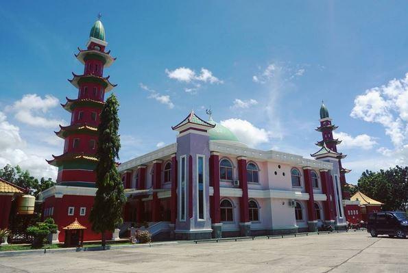 Jelajah Islam Masjid Cheng Ho Simbol Keharmonisan Antar Umat Https