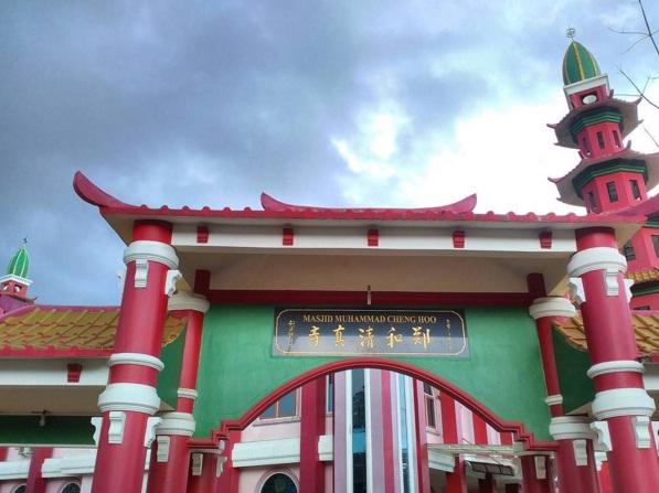 Kemana Imlek Cap Meh Palembang Digunakannya Nama Cheng Ho Bukan