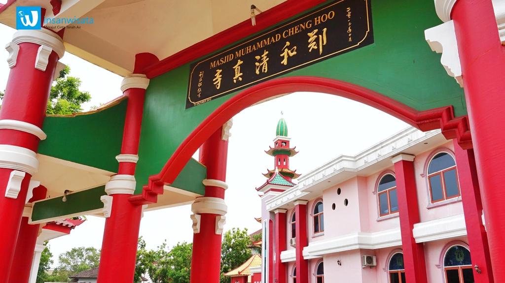 Masjid Cheng Ho Bernuansa Muslim Tionghoa Palembang Secara Tidak Langsung