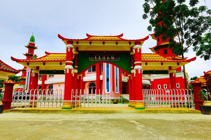 Masjid Cheng Ho Palembang 1 Home Design Hoo Kota