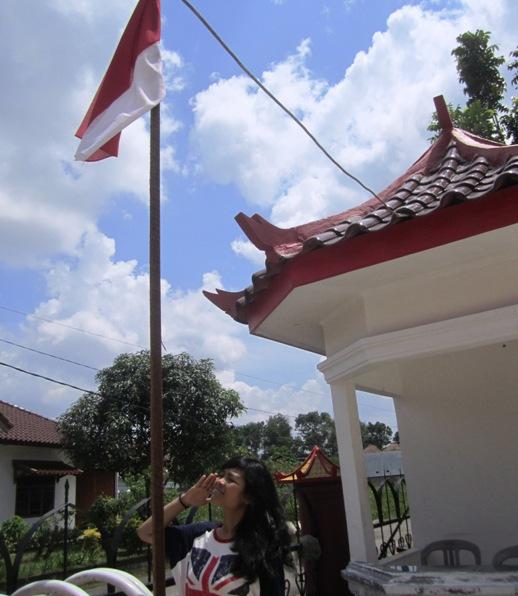 Masjid Cheng Ho Palembang Kulturasi Budaya Tionghoa Indonesia Depan Hoo