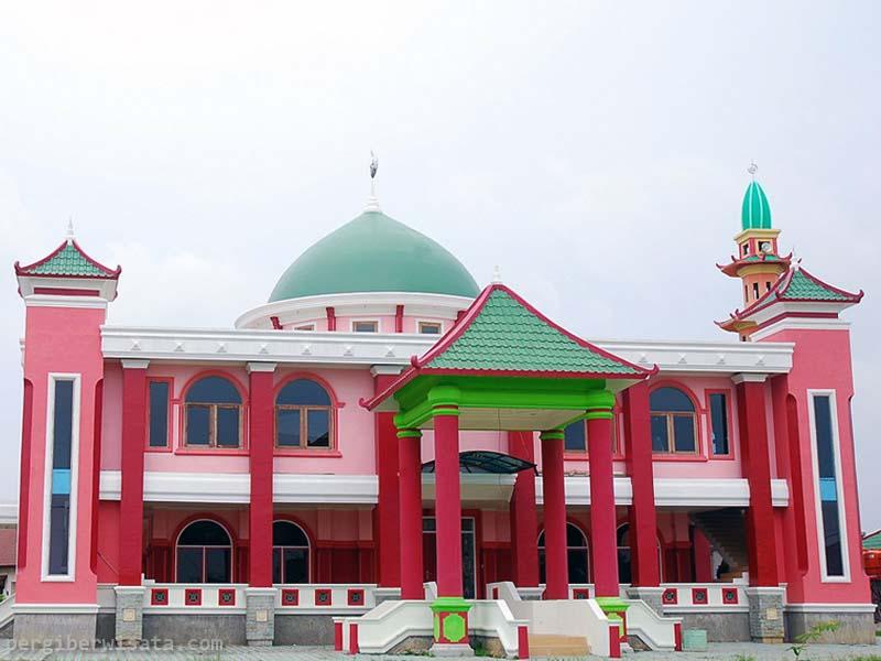 Masjid Cheng Ho Palembang Wisata Religi Kota Tionghoa Al Islam