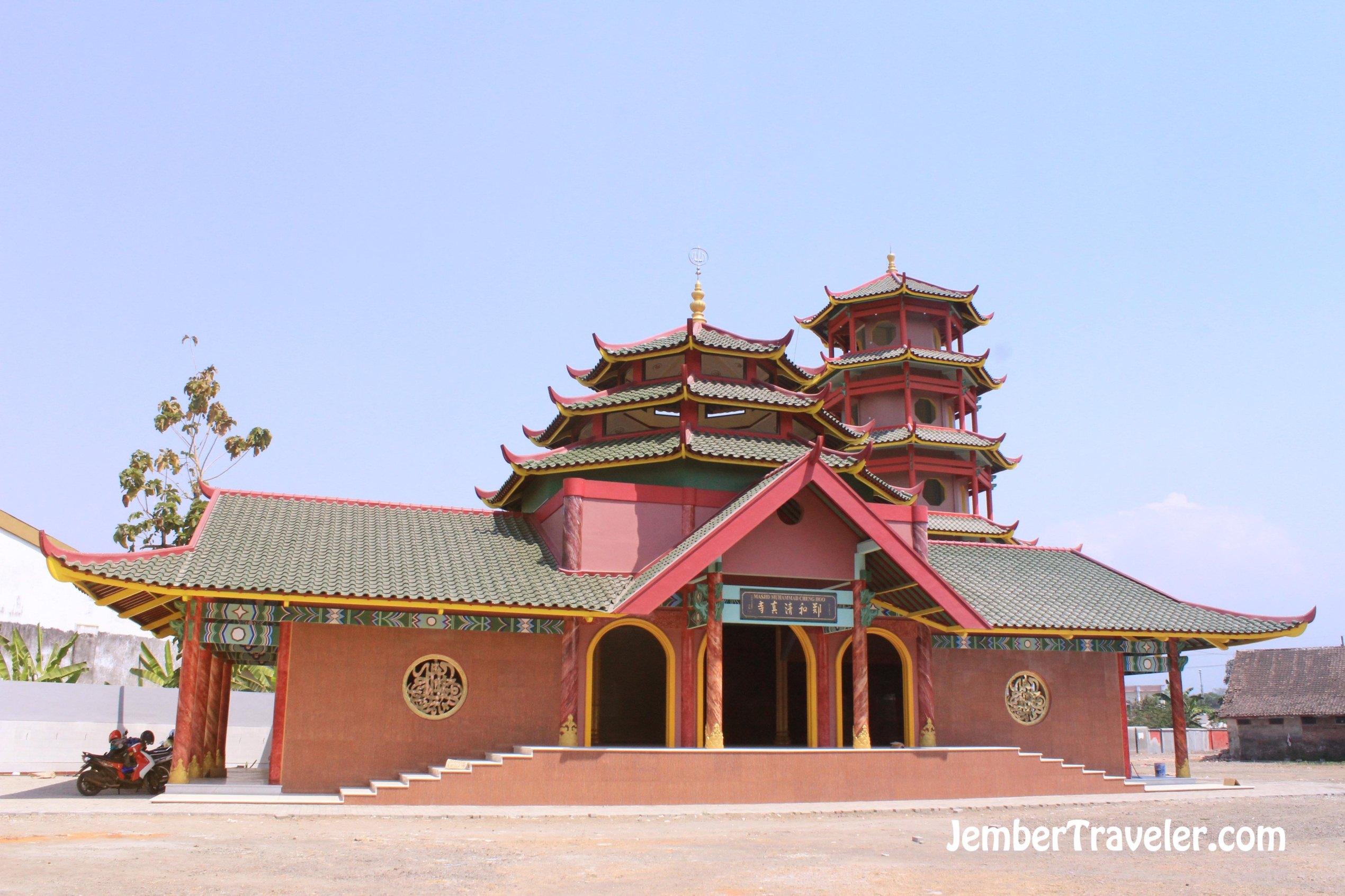 Masjid Muhammad Cheng Ho Jember Traveler Hoo Palembang Kota