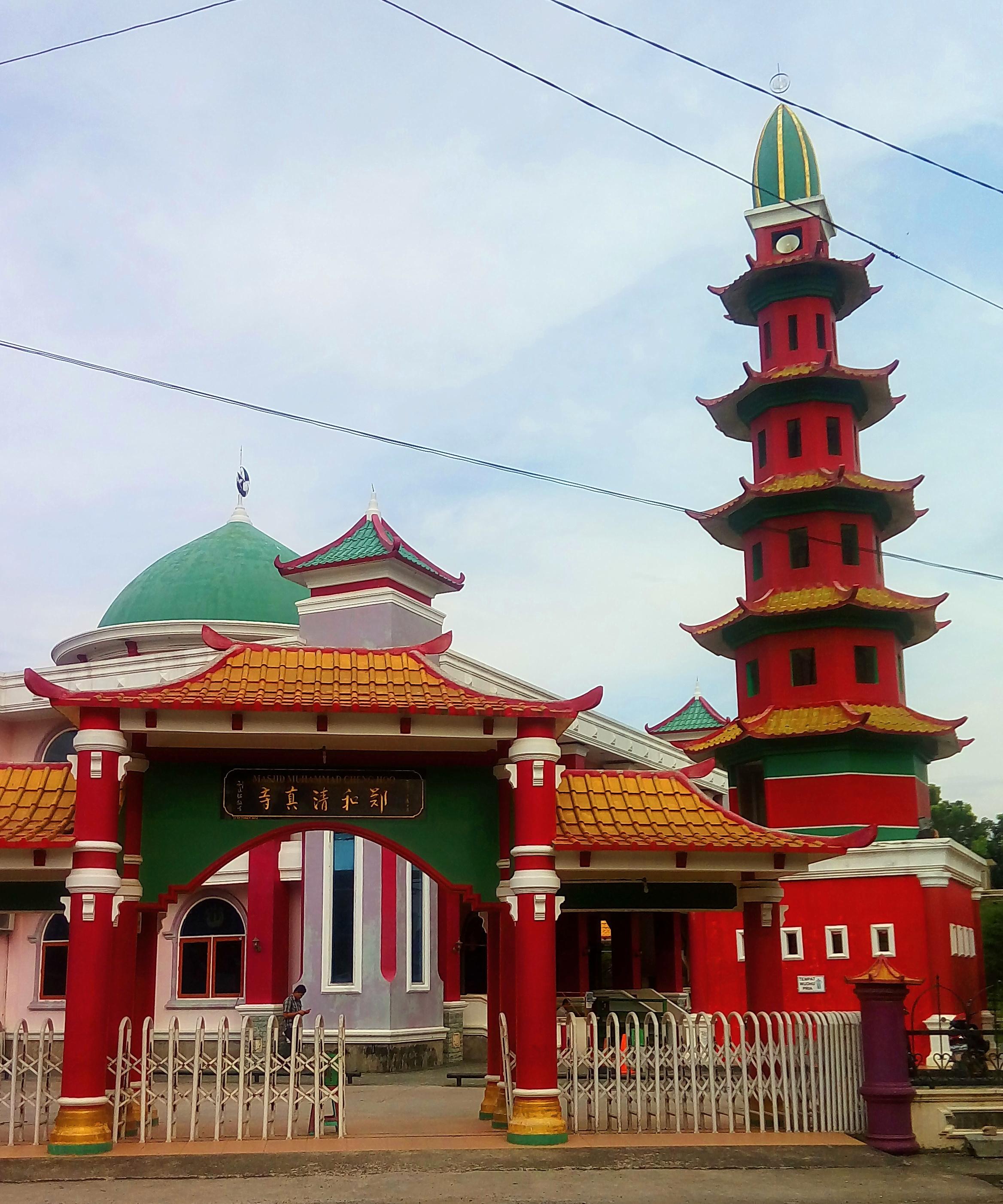 Masjid Muhammad Cheng Ho Palembang 2 Siapakah Gana Islamika Hoo