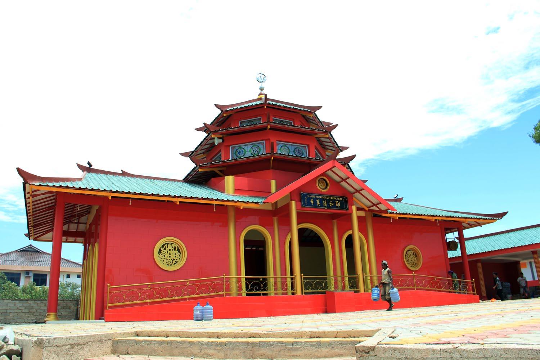 Masjid Muhammad Cheng Hoo Golden City Batam Suprizal Tanjung Dalil