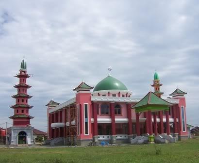 Melihat Lihat Tiga Masjid Cheng Ho Indonesia Jejak Cerita Wisata