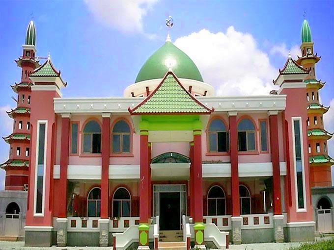 Negeri Terkaya Merasakan Eksistensi Muslim Tionghoa Lewat Masjid Cheng Hoo