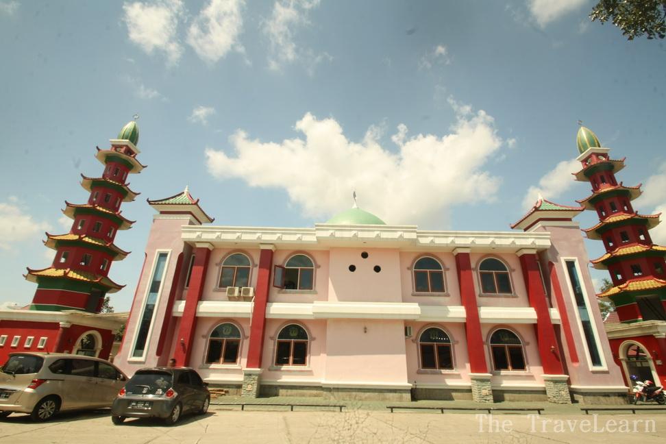 Nuansa Multikultur Masjid Agung Cheng Ho Palembang Mosque Hoo Kota