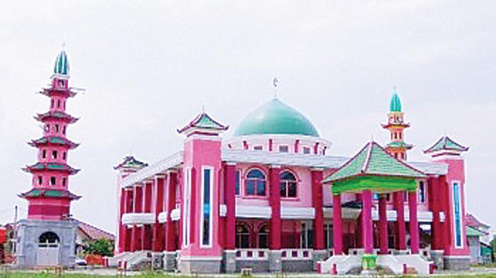 Pengaruh Chengho Tionghoa Muslim Palembang Tribun Jateng Masjid Cheng Hoo