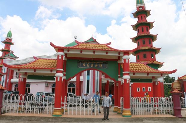 Pengaruh Tionghoa Palembang Sedapnya Pempek Sampai Masjid Al Islam Muhammad