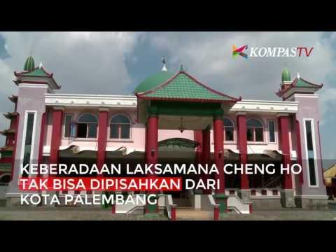 Perpaduan Budaya Masjid Cheng Ho Palembang Youtube Hoo Kota