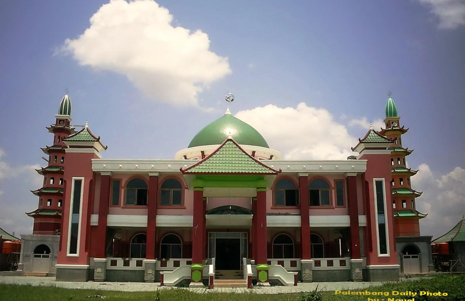 Rindu Masjid Cheng Ho Palembang Hoo Kota