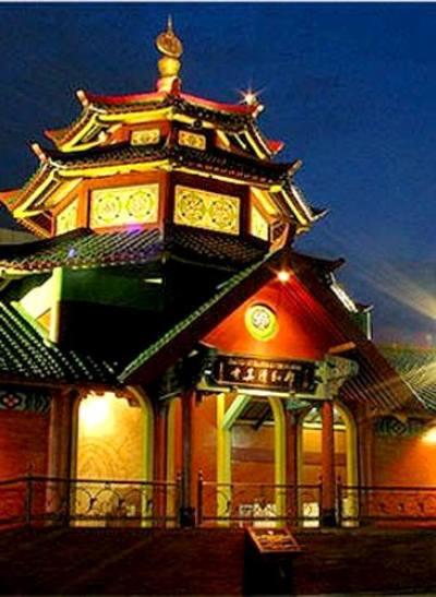 Risalah Mutiara Tauhid Masjid Cheng Ho Surabaya Pandaan Foto Palembang