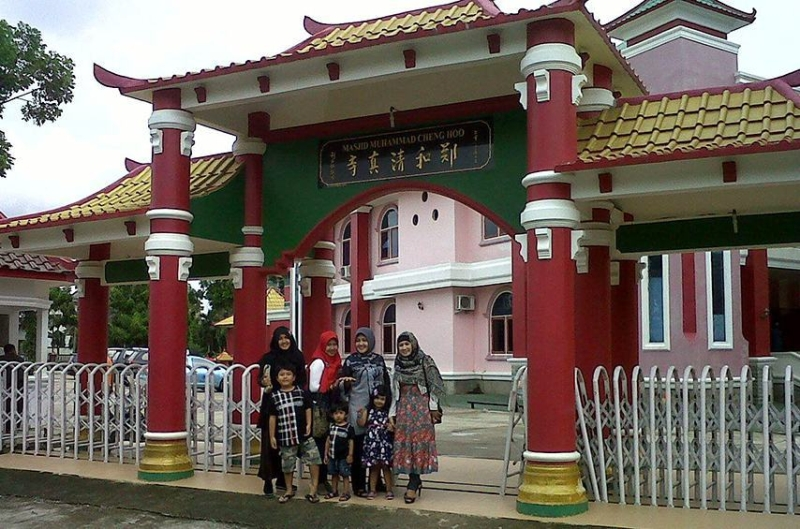 Top News 8 Mengenal Masjid Cheng Ho Palembang Kental Https