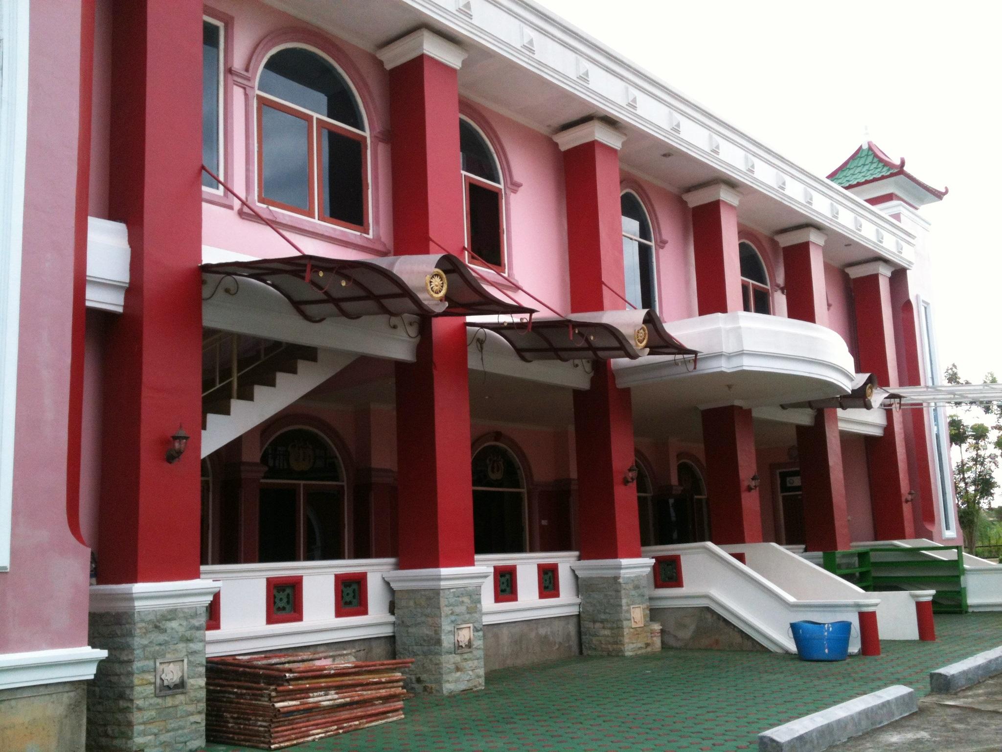 Wisata Religi Masjid Agung Cheng Hoo Palembang Kota